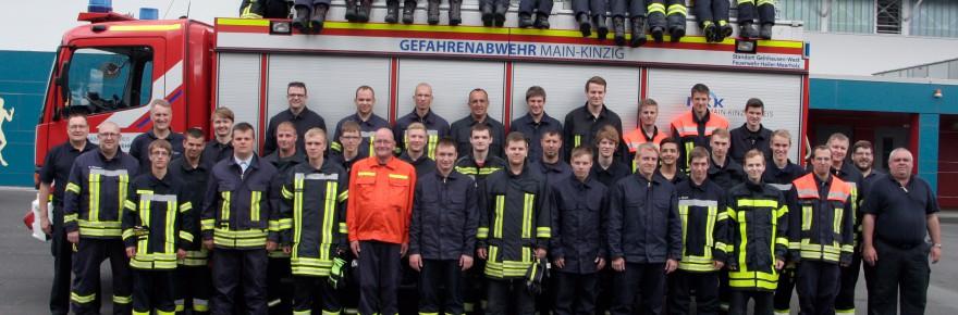 Grundlehrgang Freigericht Somborn 07.2015