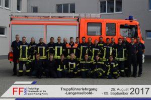 08/2017 Trupführerlehrgang Langenselbold (c)FFMKK.de